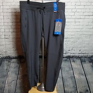 Kirkland Signature Zipper Pocket Athletic Pants Lg